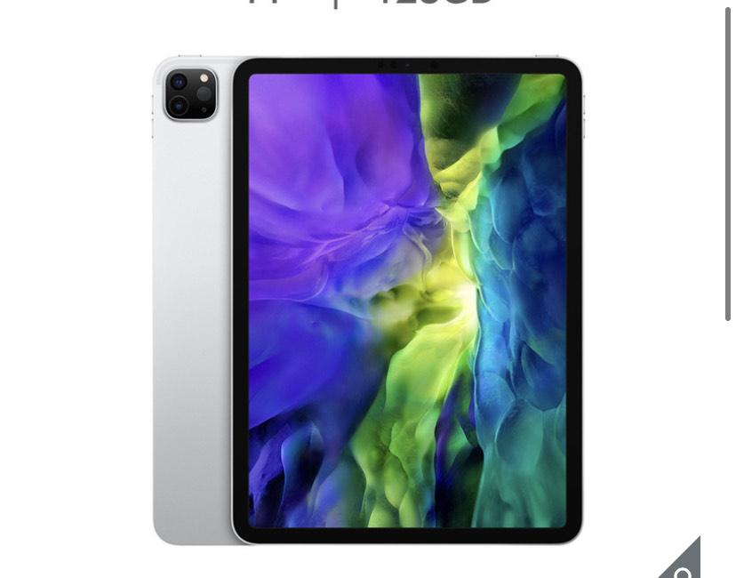 """Costco: Apple iPad Pro 11"""" Wi-Fi 128GB Plata"""