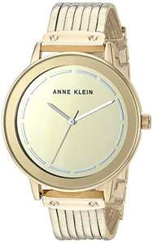 Amazon: Reloj Anne Klein para Mujer Dorado