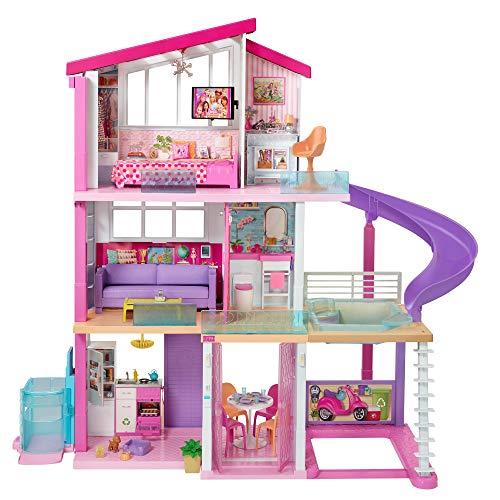 Amazon: Casa de los Sueños Barbie