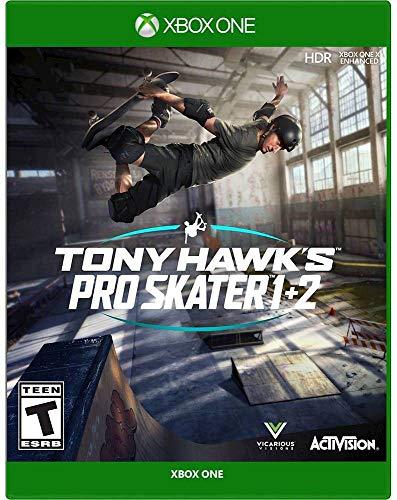 Amazon: juego Tony Hawk's Pro Skater 1 + 2 - Xbox One