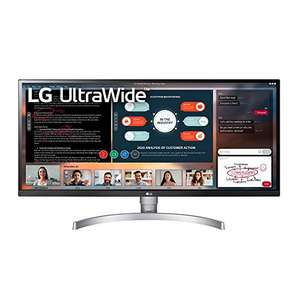 "Amazon: LG Electronics 29WK600-W 29"" Ultra Wide IPS Monitor"