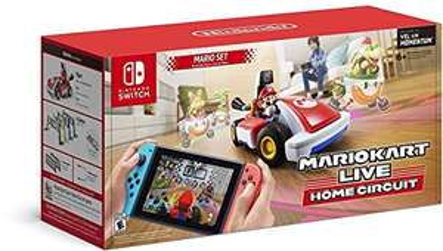 Amazon: Mario Kart Live: Home Circuit -Mario Set
