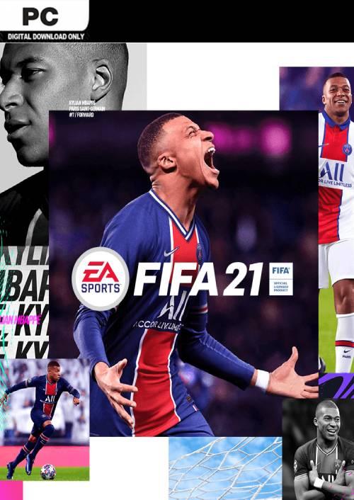 CDKeys - FIFA 21 PC - Origin (Idioma Inglés) 678$ Steam Oficial: 791$ Origin: 802$