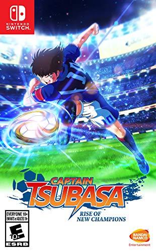 Amazon: Captain Tsubasa Nintendo Switch