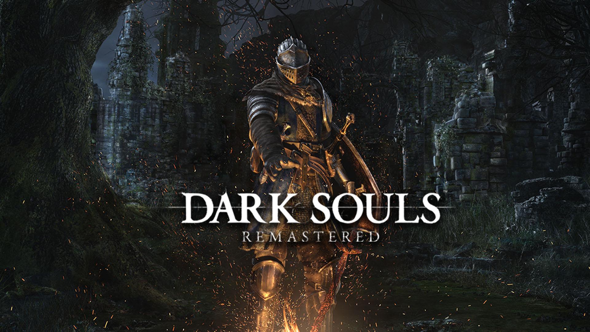 Dark souls remastered nintendo eshop USA