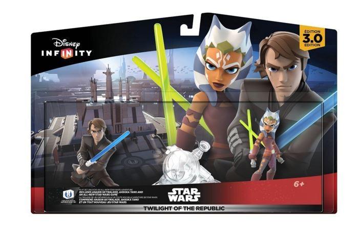 Best Buy en línea: Disney Infinity 3.0 Playset Star Wars Twilight de $519 a $200