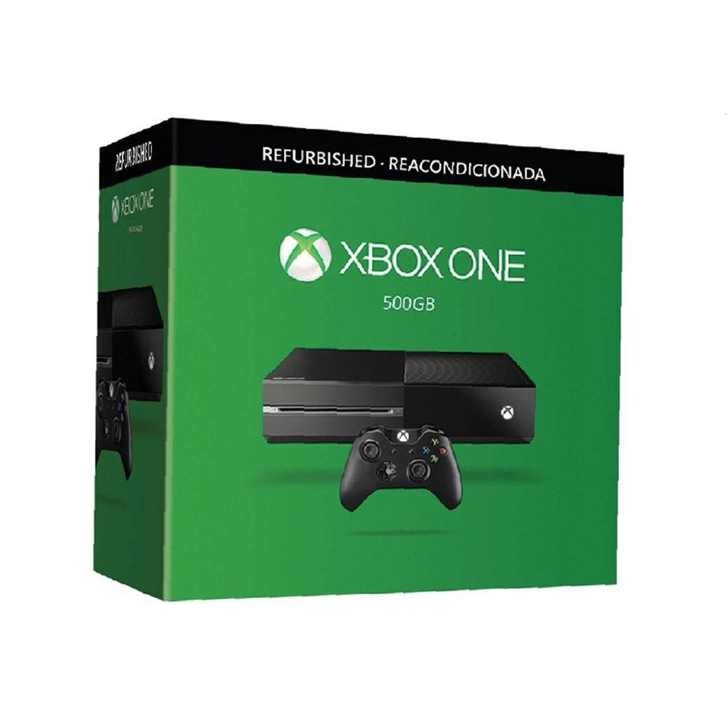 Famsa en línea: Xbox One 500Gb Reacondicionado a $5,599