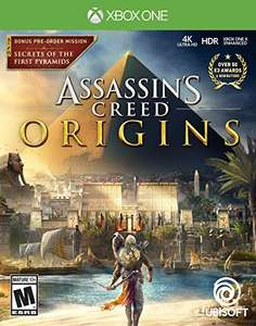Assassin's Creed Origins - Xbox One - Standard Edition / Amazon México
