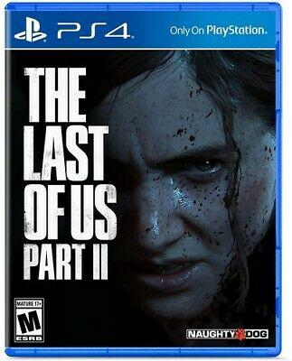 Ebay: The Last of Us Part II PS4 (envío por Estafeta)