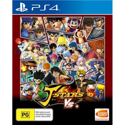 Sanborns en línea: J-Stars Victory Vs + para PS4