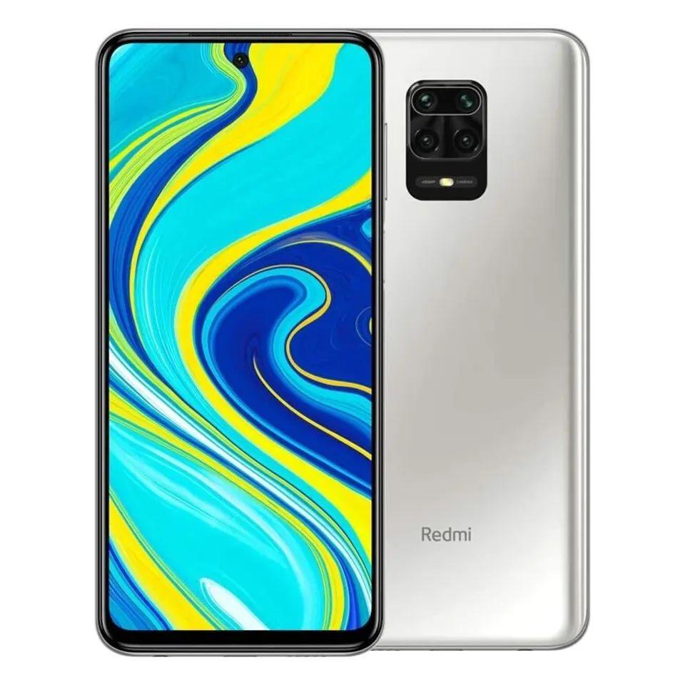 Bodega Aurrerá:Smartphone Redmi Note 9s 128GB Azul(Azul, blanco y gris)(citibanamex)($4789 sin descuentos)