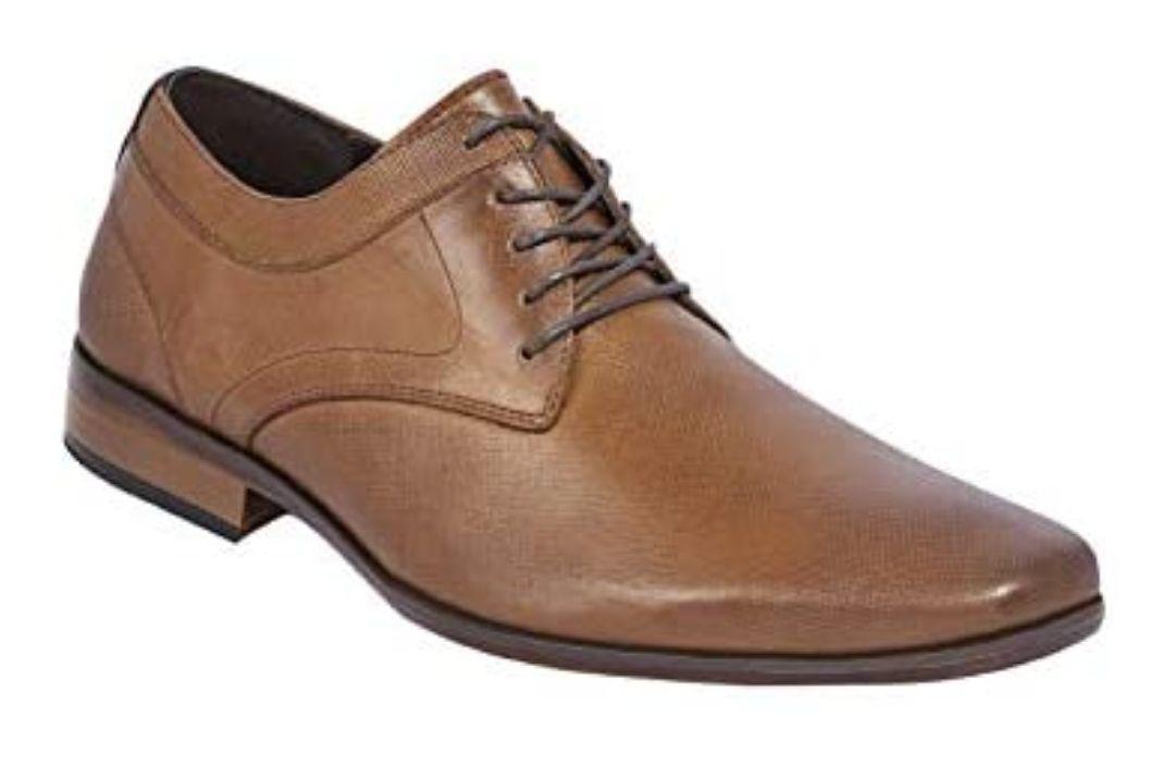 Amazon: Zapatos formal caballero piel