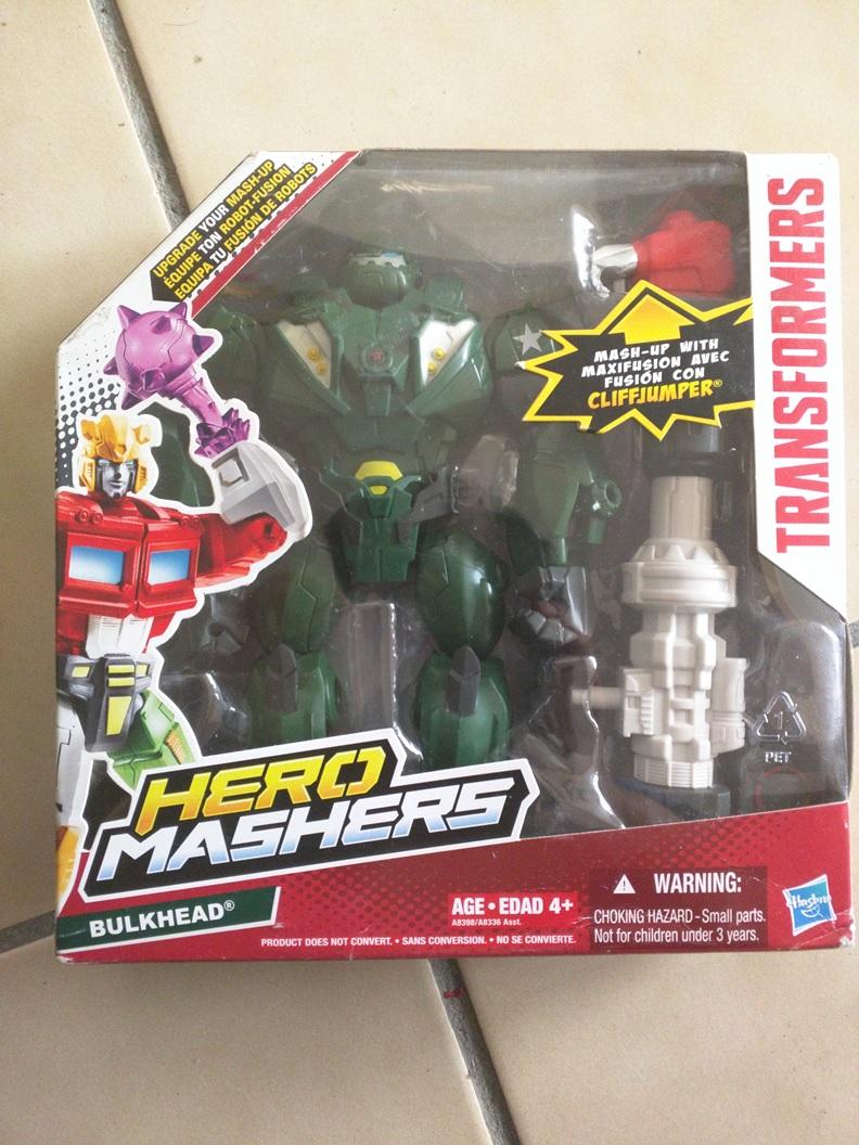Walmart Ixtapaluca: Transformers Hero Mashers de $299 a $35.01