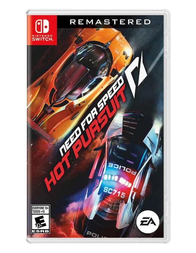 Liverpool, Need For Speed Hot Pursuit Edición Estándar para Nintendo Switch Juego Físico