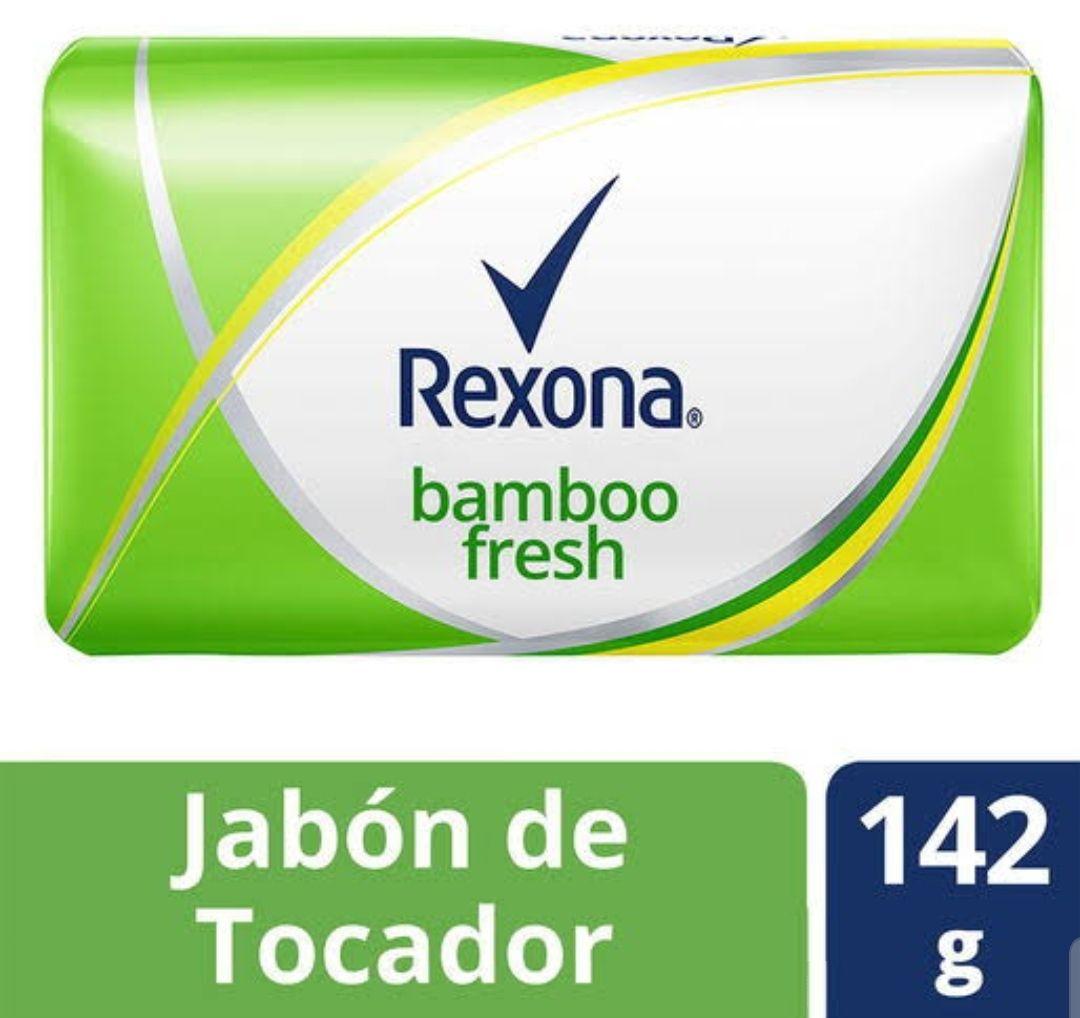 Farmacias Benavides: Jabón corporal rexona 70% OFF