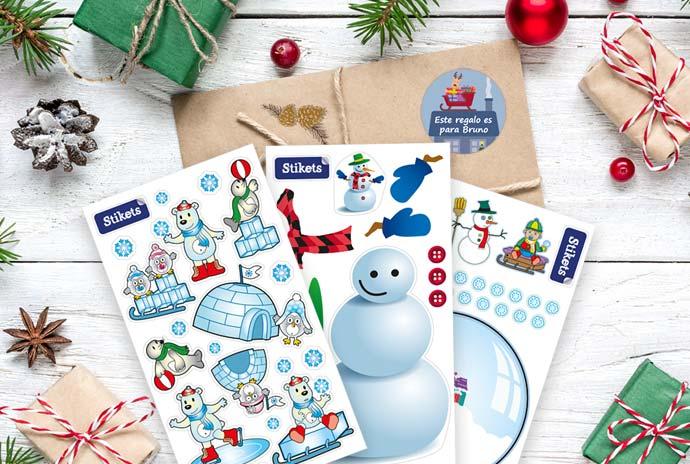 Cartas a Santa y Reyes Descarga GRATIS !!!