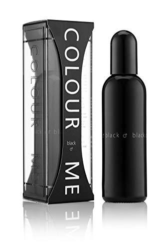 Amazon: Perfume Colour Me - Black - Fragrance