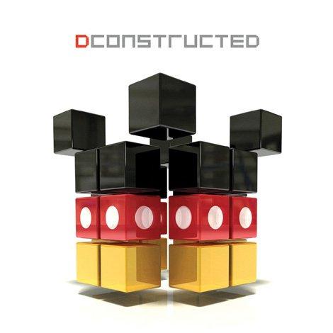 Sears en línea: CD Dconstructed (Remixes) de Walt Disney