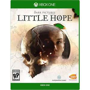 Amazon: The Dark Pictures - Little Hope - Standard Edition - Xbox One