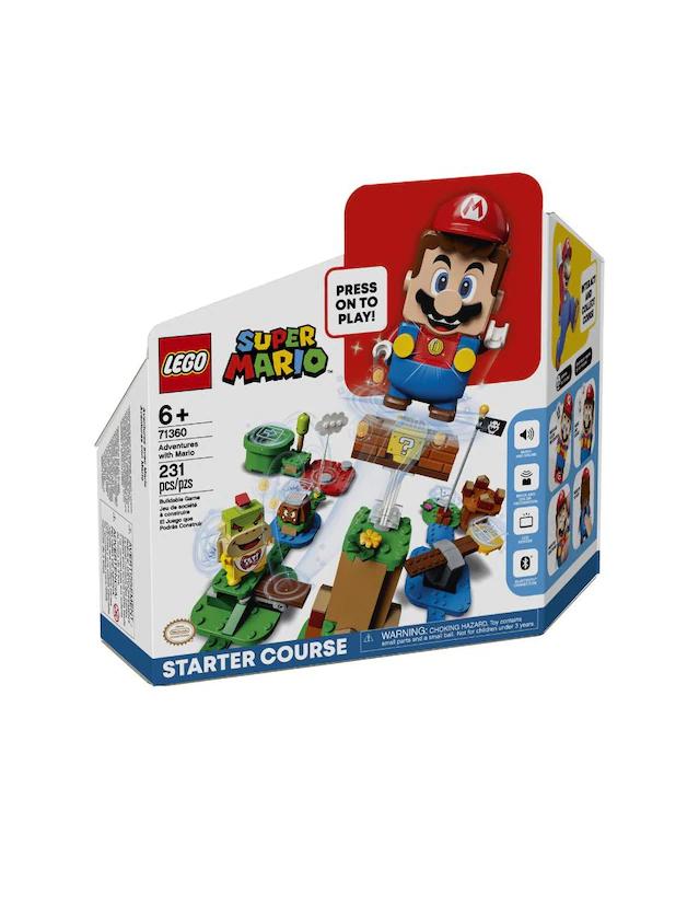 Liverpool: Lego mario bros paquete inicial
