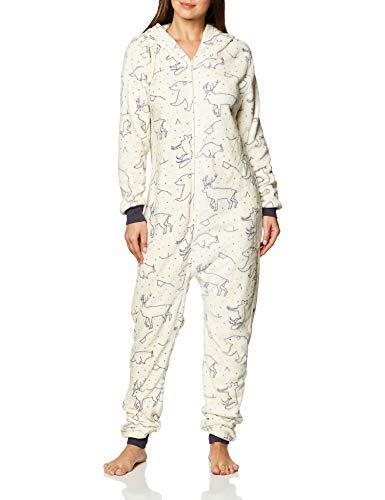Amazon: Pijama de una Pieza para Mujer