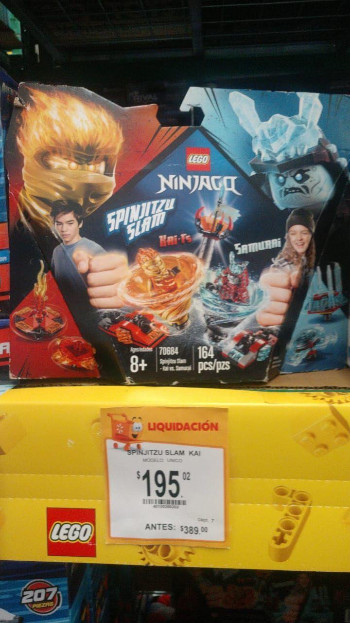 Walmart: Lego ninjago Spinjitzu