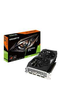 Amazon: Gigabyte GTX 1660 OC 6G Tarjeta de video, 2 ventiladores Windforce de 6 GB