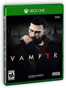 Vampyr for Xbox One - Standard Edition / Amazon Prime