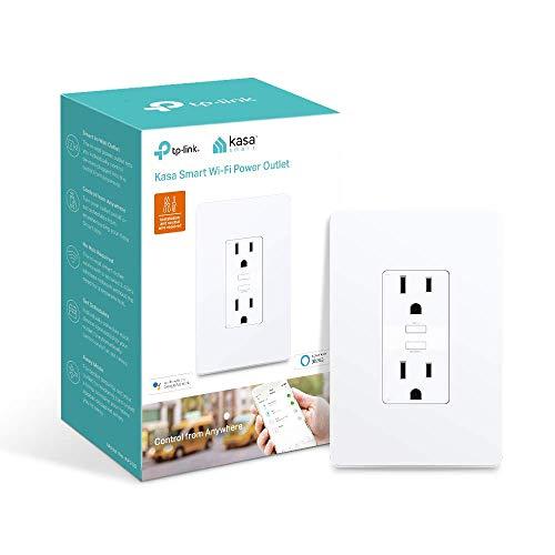 Amazon: TP-Link Kasa Smart Enchufe Inteligente (Alexa, Assistant)