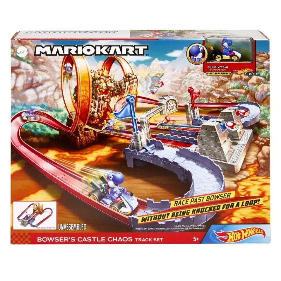 Walmart: Pista Mario Kart Hotwheels