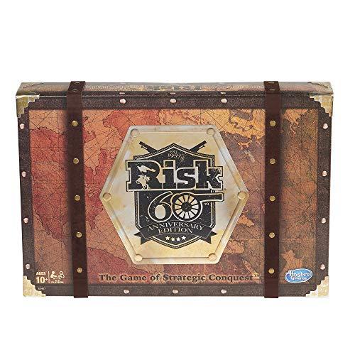 Amazon: Risk Edición de 60 Aniversario, Hasbro Gaming
