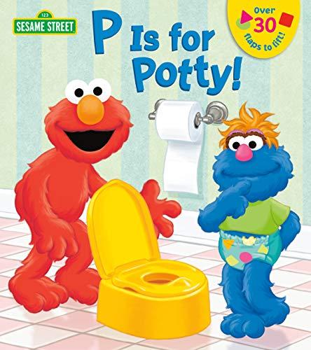 Amazon: P Is for Potty//Elmo