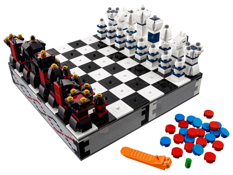 Tienda LEGO en línea - Ajedrez LEGO con super descuento