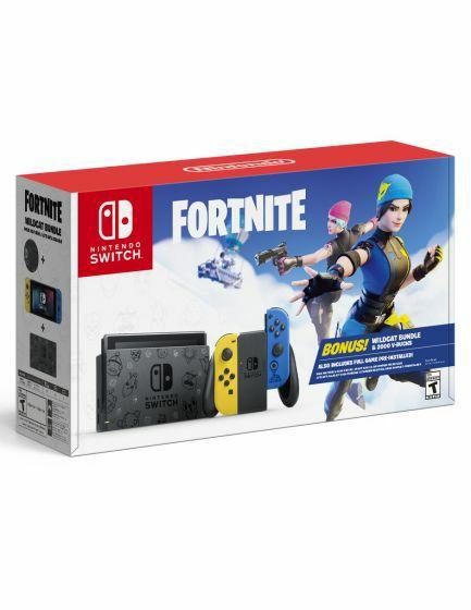 HEB:Nintendo Consola Switch Edicion Fortnite(BBVA)
