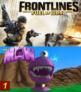 Microsoft Store Japón: GRATIS Frontlines: Fuel of War y The Maw (Xbox One/Xbox Series X) con Gold