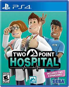 Amazon: Two Point Hospital- PlayStation 4