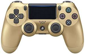 Amazon: DualShock 4 Wireless Controller for PlayStation 4 - Gold - Limited Edition