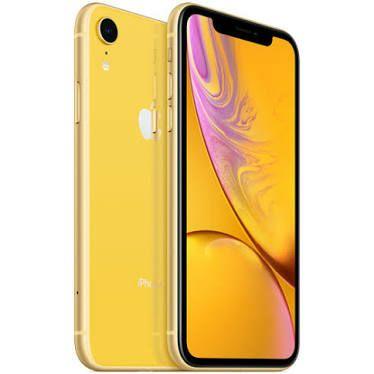Movistar:Apple iPhone XR 64 GB Amarillo (BBVA)($9720 cualquier tarjeta)