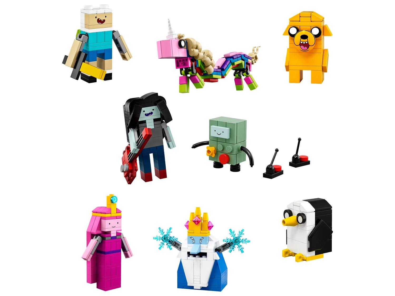 Hora de aventura (Adveture Time) LEGO