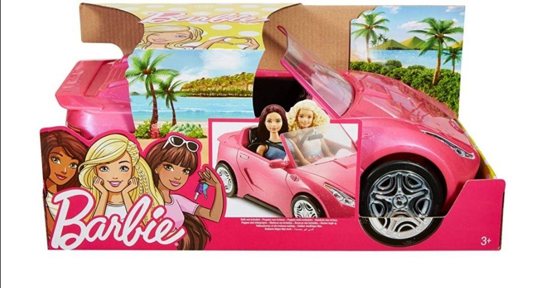 Amazon: Barbie Muñeca Convertible Glam
