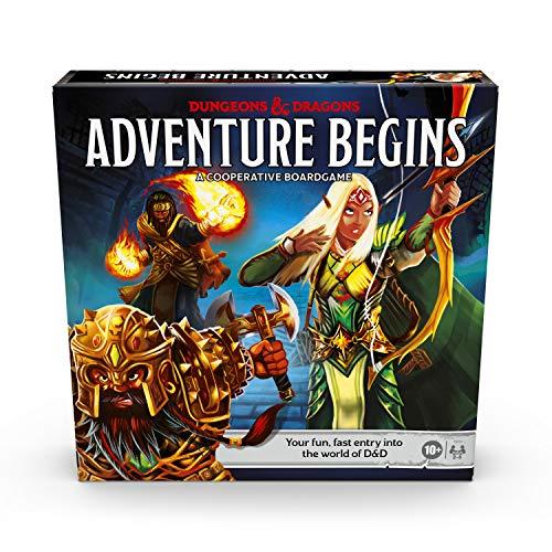 Amazon- Dungeons & Dragons Adventure Begins