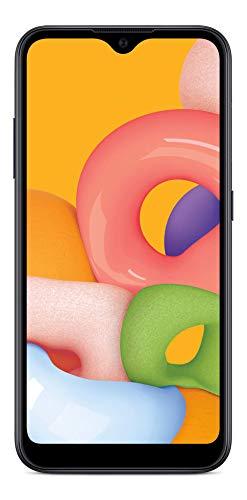 Amazon: Samsung Galaxy A01 (Bloqueado para Total Wireless)