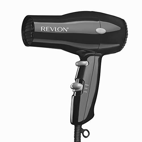 Amazon: Secadora de cabello Revlon Rvdr5034 1875w Turbo Dryer, 2 Speed, Black