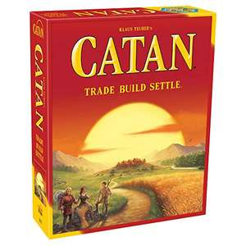Amazon, Catan (ingles)
