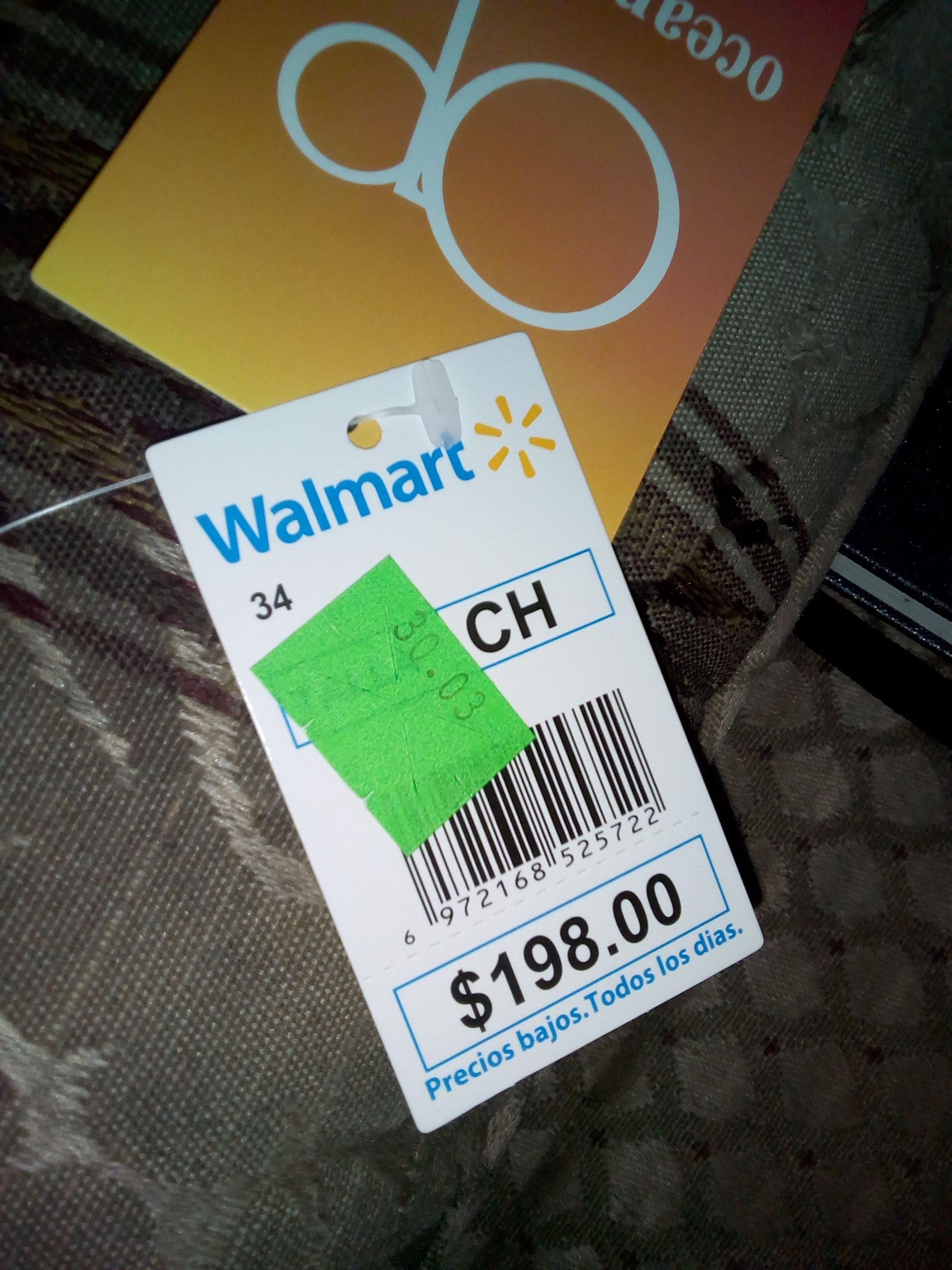 Walmart traje de baño 2 piezas marca OP