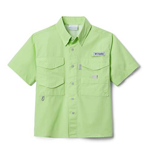 Amazon, camisa Columbia manga corta niños talla G en $306