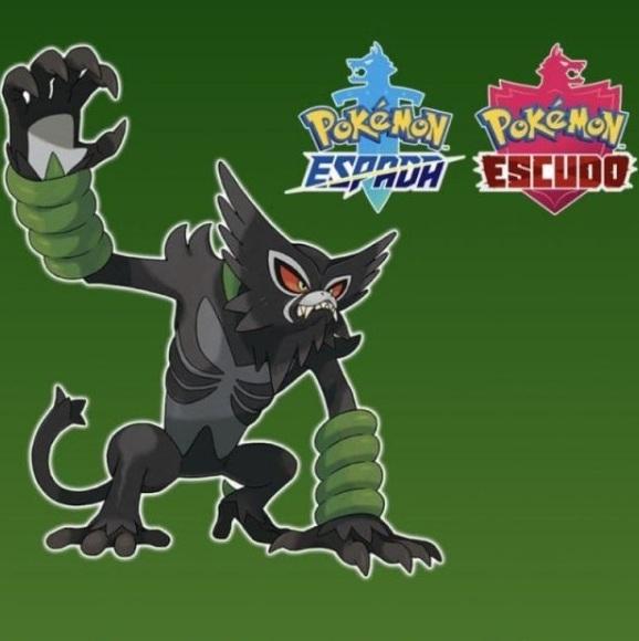 Zarude GRATIS para Pokémon Espada o Pokémon Escudo