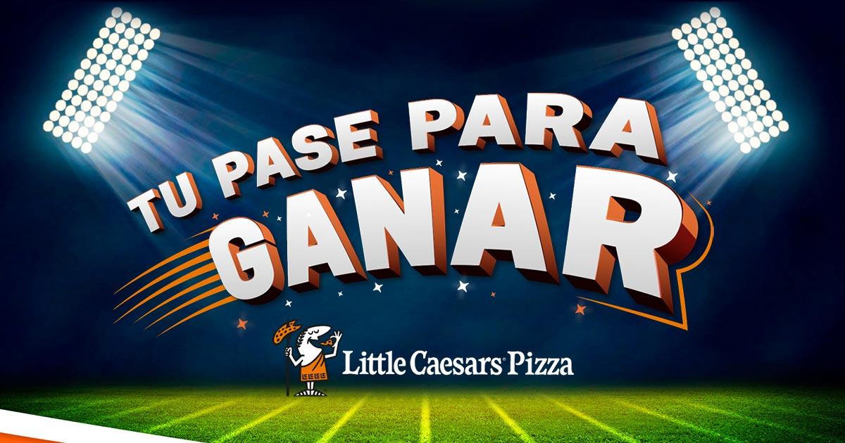 Little Caesar's: Pizza Hot n Ready NFL mas dos dip $149