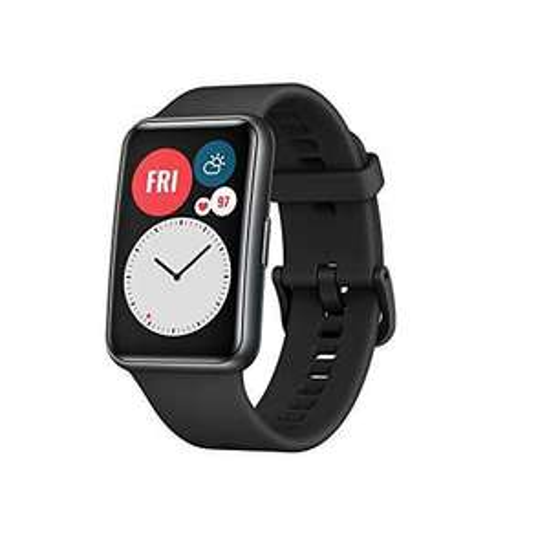 Movistar: Huawei Watch Fit Negro, GPS