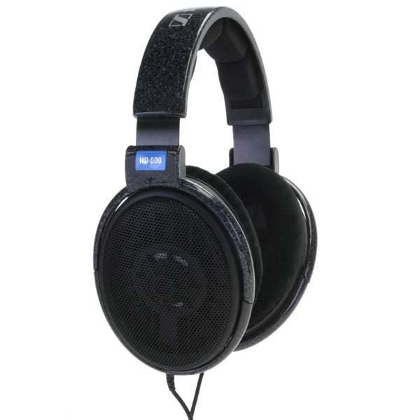 Amazon: Sennheiser HD 600 Audífonos abiertos de diadema estereofónicos profesionales 18 msi